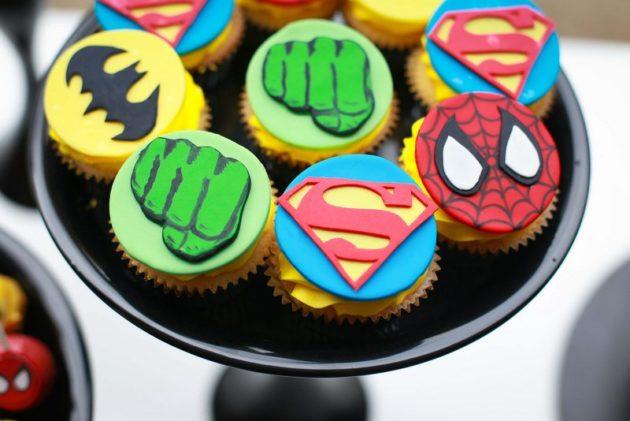 Superhero Theme Birthday Party Ideas Inspiration