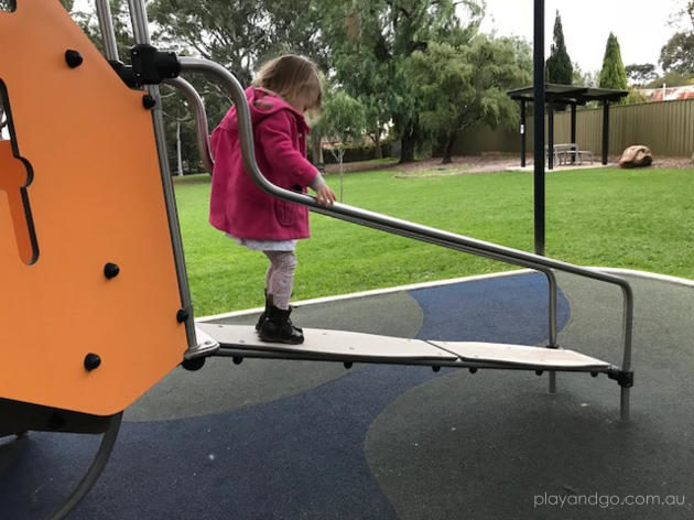 Fraser Reserve Myrtle Bank Playground Review by Susannah Marks