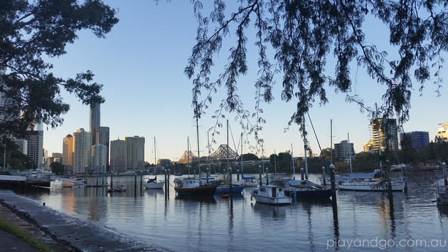 A visit to Brisbane - guide for families