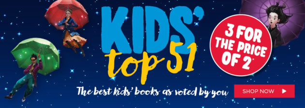 dymocks childrens books offer