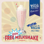 free kids milkshake