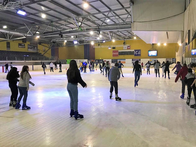 ice arena adelaide