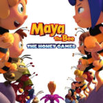 maya the bee the honey games