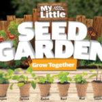 My little seed garden