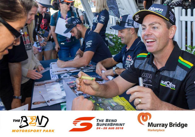 meet and greet v8 supercars drivers