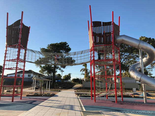 roy marten playground taperoo