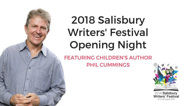salisbury writers festival