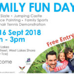 west lakes tennis club family fun day