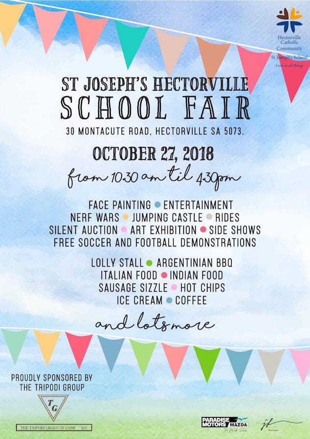 St Josephs School Hectorville Family Fun Fair
