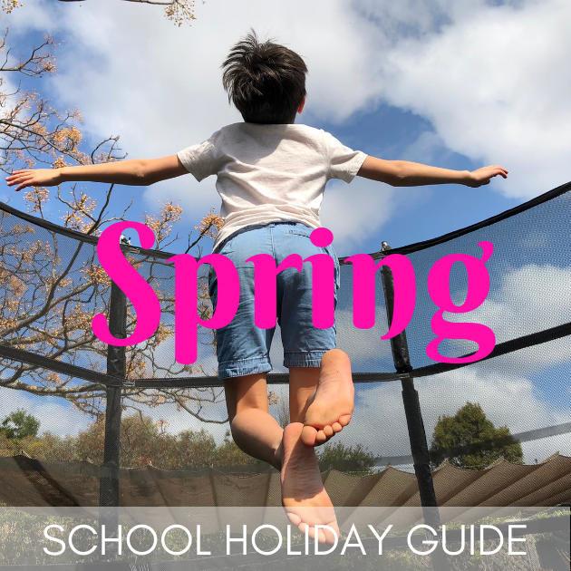 Adelaide School Holidays October 2018