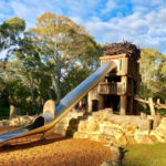 Morialta playground eagles nest