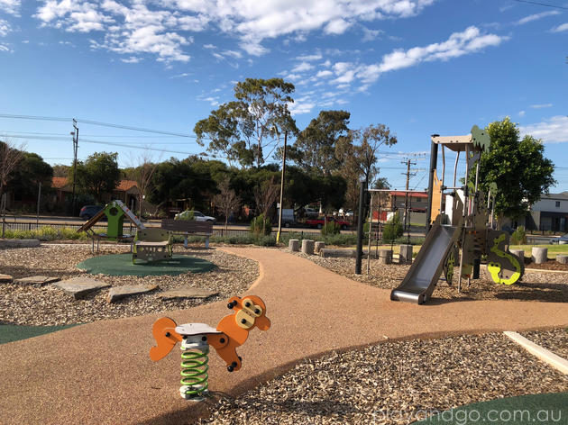 St Clair Cheltenham Reserve Playground Review What S