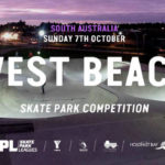 west beach skate park comp