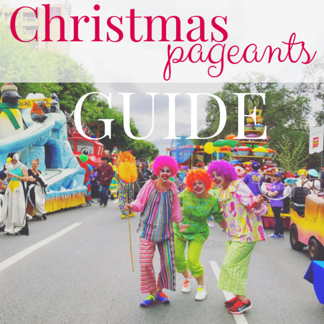 Adelaide Christmas Pageant Guide
