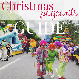 Adelaide Christmas Pageants Guide 2019