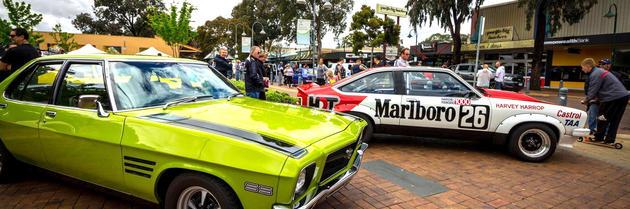 Aussie Era Salisbury Car Show Pitman Park Oct Whats - Winter park car show 2018
