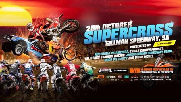 australian supercross round 4