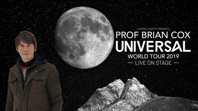 professor brian cox world tour