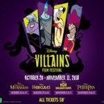 villains film festival