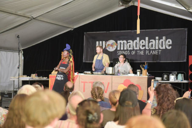 womad taste the world