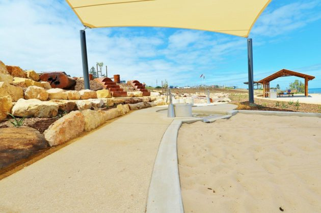 Heron Way Reserve Playground Hallett Cove (