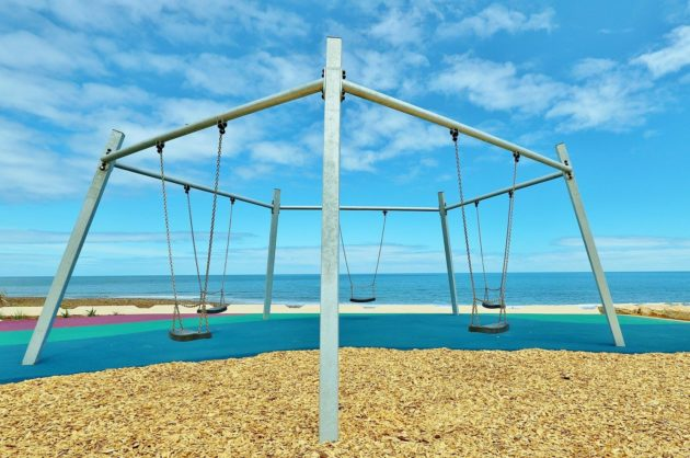 Heron Way Reserve Playground Hallett Cove