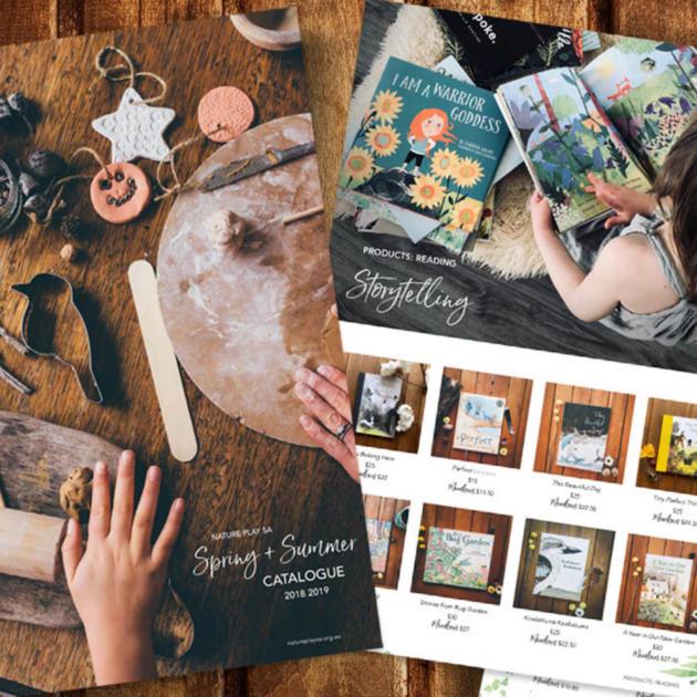 Christmas Lights Shop Adelaide: Nature Play SA Christmas Pop-Up Shop & Gift Catalogue