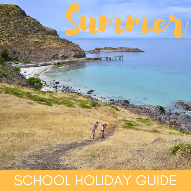 Adelaide School Holidays Events Activities