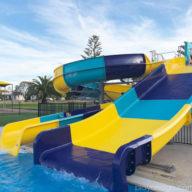West Beach Parks Resort waterslide