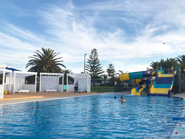West Beach Parks Resort Pool