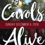 carols alive