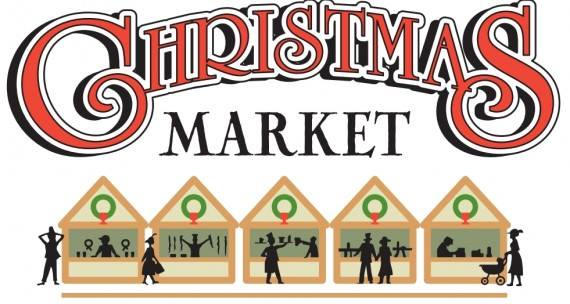 christmas market at the rise
