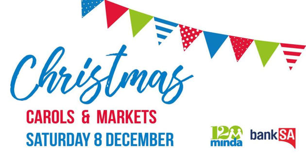 minda christmas carols and market
