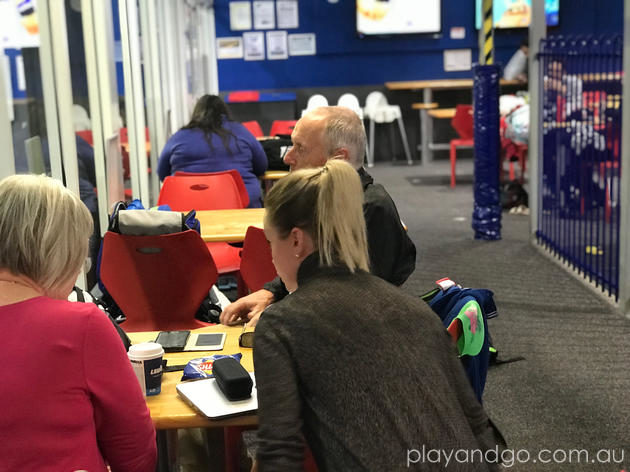Norwood Play Cafe Review