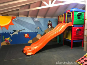 Norwood Play Cafe indoor playground review
