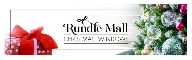 rundle mall 12 days of christmas windows showcasing sa 10 nov 27 dec 2018