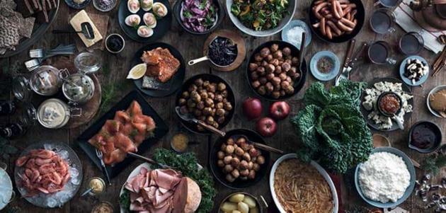 swedish buffet ikea