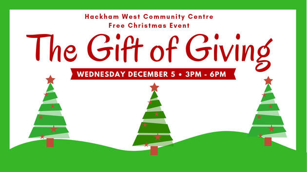 The Gift of Giving   Hackham West Community Centre Free Christmas Event   5 Dec 2018 - What's on ...