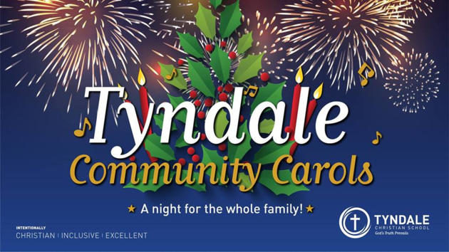 Tyndale Community Carols   Salisbury East   2 Dec 2018 - What's on for Adelaide Families & Kids