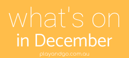 What's On in December