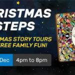 christmas steps