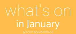 What's On in Adelaide in January