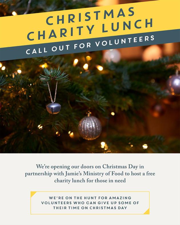 jamie's italian christmas charity