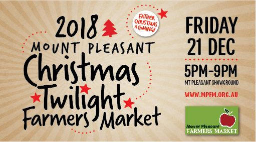 mount pleasant christmas market