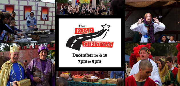 The Road To Christmas.Road To Christmas Seeds Uniting Church Aberfoyle Park
