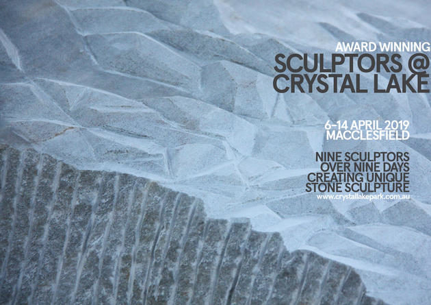 crystal lake sculpting