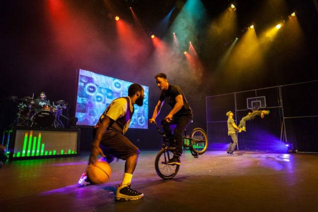 360 Allstars review by Susannah Marks for Play & Go. Image credit: Matt Loncar, via 360 Allstars Onyx Production website