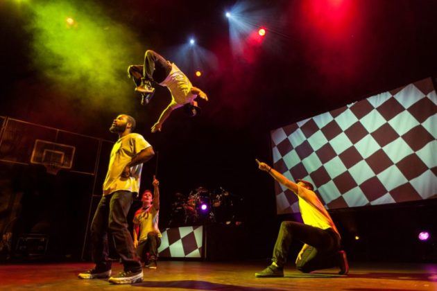 360 Allstars review by Susannah Marks for Play & Go. Image credit: Matt Loncar via 360 Allstars Onyx Production website