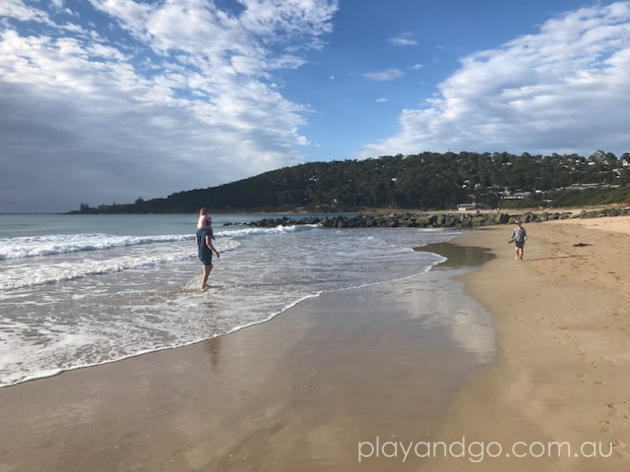 Lorne to Melbourne Great Ocean Road review by Susannah Marks