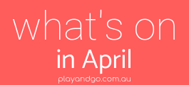 What's On in Adelaide in April